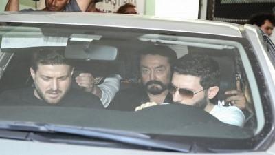 : Adnan Oktar'ın gözaltındaki ilk görüntüleri