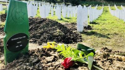 : Soykırım mağduru Boşnak öğrenciden örnek Srebrenitsa projesi