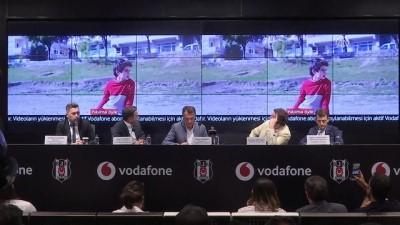 kabiliyet - 'Vodafone Geleceğin Karakartalları' projesi (2) - İSTANBUL