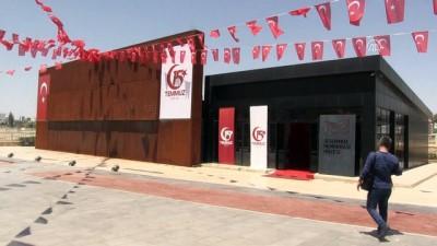 15 Temmuz Demokrasi Müzesi'ne ziyaretçi ilgisi - GAZİANTEP