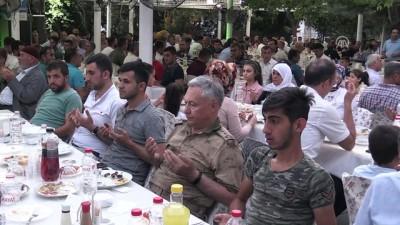 beraberlik - 15 Temmuz Demokrasi ve Milli Birlik Günü etkinlikleri - SİİRT