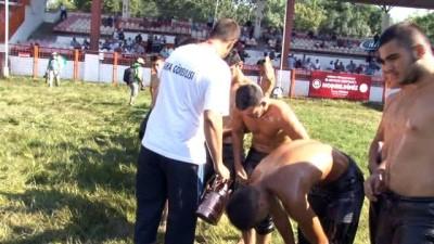 657. Kırkpınar Yağlı Güreşleri ikinci gün güreşleri başladı