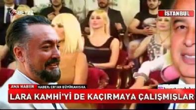 adnan oktar - Adnan Oktar, Profilo'nun varisi Lara Kamhi'yi kaçırmaya çalıştı