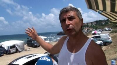 Arkadaşlarıyla Kısırkaya Plajı'na giden genç boğularak hayatını kaybetti