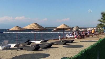 en yasli kadin - Balıkesir'de yaşlı kadın denizde boğuldu