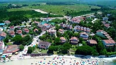 Batı Karadeniz'in turizm merkezleri tatilcileri ağırlıyor - SAKARYA