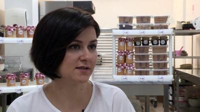 Bebeği için üretti şimdi tüm Türkiye'ye satıyor - BURSA
