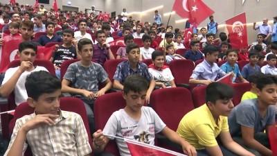 'Birliğimiz yükseldikçe millet olarak hep üstün olmuşuz' - İSTANBUL