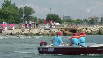 Büyükçekmece Körfez Açık Su Yüzme Şampiyonası - İSTANBUL