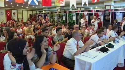 Gençler Avrupa Dart Şampiyonası sona erdi - ANKARA