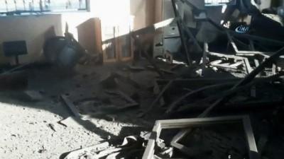 - İsrail'in bombaladığı Gazze'de bir cami kullanılmaz hale geldi