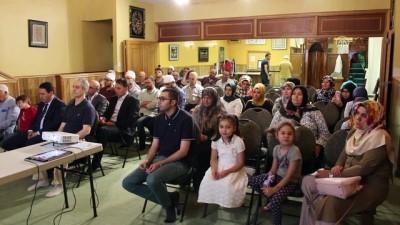 Kanada'da 15 Temmuz şehitleri için Kur'an Meclisi - TORONTO