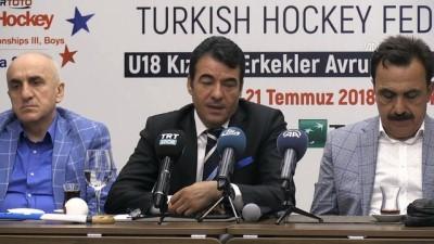 hassasiyet - Konya'da hokey heyecanı