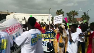 Senegal'de muhalefetten ortak miting - DAKAR