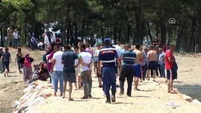 Serinlemek için göle giren iki çocuk boğuldu - BURSA