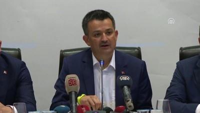 Tarım ve Orman Bakanı Pakdemirli: 'Daha büyük başarılara imza atmamız gerekiyor' - İZMİR
