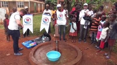 Yetimler Vakfından Uganda'daki yoksullara yardım eli - KAMULİ