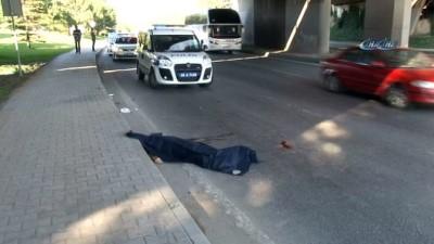 yasli adam -  Yolun karşısına geçmek isteyen yaşlı adam hayatını kaybetti