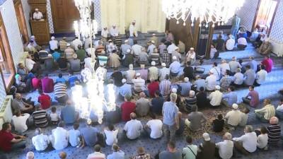 15 Temmuz Demokrasi ve Milli Birlik Günü -Hacıbayram'da mevlit programı - ANKARA