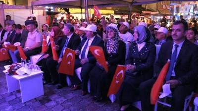 '15 Temmuz Demokrasi ve Milli Birlik Günü' programı - ARTVİN