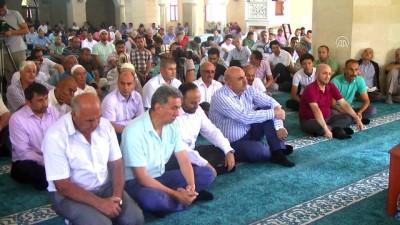 15 Temmuz şehitleri Kırgızistan'ta anıldı - BİŞKEK