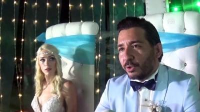 ABD'li geline Türk usulü düğün - KAHRAMANMARAŞ