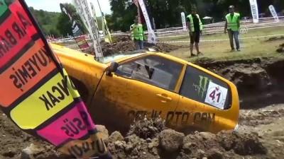 Arazi aracı tutkunları Ereğli'de buluştu - ZONGULDAK