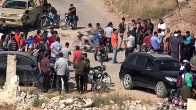Dera'dan zorunlu tahliyeler başladı - SURİYE