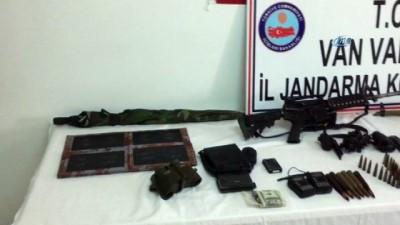 Erciş'te terör operasyonu: 1 terörist sağ olarak yakalandı