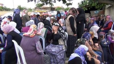 Kalp krizinden hayatını kaybeden astsubay Kırıkkale'de toprağa verildi