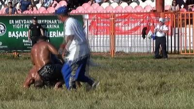 gures - Kırkpınar'ın şampiyonu Orhan Okulu