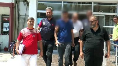 bicakli kavga - Mersin'de cinayet