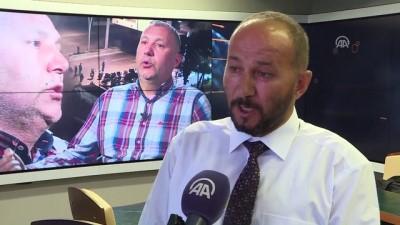(TEKRAR) Habercilerin gözünden 15 Temmuz belgeseli - ANKARA