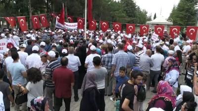 Türkiye Emekli Astsubaylar Derneği Başkanı Hamza Dürgen - NİĞDE