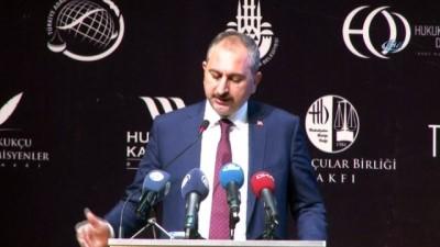 """terorle mucadele -  Adalet Bakanı Abdulhamit Gül: """"OHAL uygulaması birkaç güne sona ermiş olacak"""""""