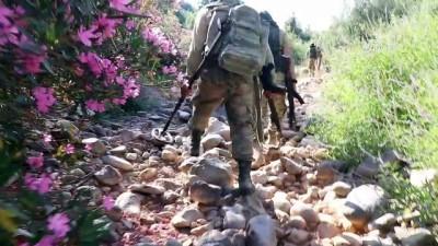 Afrin'de güvenlik için yoğun mesai - AFRİN