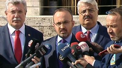 AK Parti Grup Başkanvekili Bülent Turan: 'OHAL 18 Temmuz itibariyle Türkiye'nin gündeminden kaldırılacaktır'