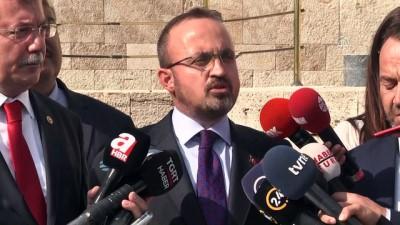 AK Parti Grup Başkanvekili Turan: '(Bedelli askerlik) Ekim gibi gündeme gelebilir' - TBMM