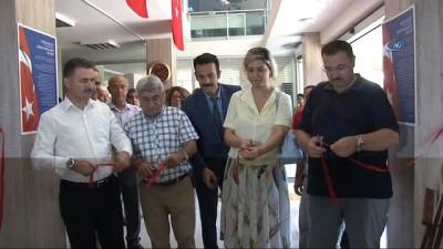 muhabir -  Antalya'da İHA'nın 15 Temmuz fotoğraf sergisi