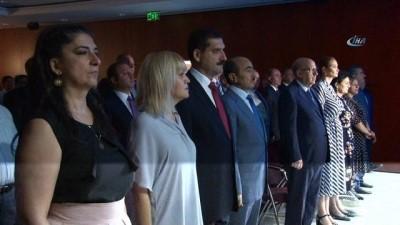"""- Azerbaycan'da 15 Temmuz Anma Programı Düzenlendi - Büyükelçi Erkan Özoral: - """"hiç Kimse Türk Milletini Zincire Vuramaz"""""""