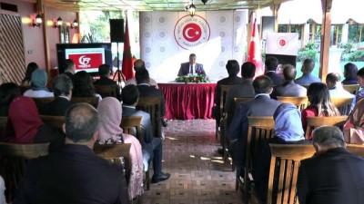 Fas'ta 15 Temmuz Demokrasi ve Milli Birlik Günü - RABAT
