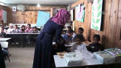 Filistinli öğrenciler İsrail'in yıkım tehdidine 'erken eğitimle' direniyor - KUDÜS