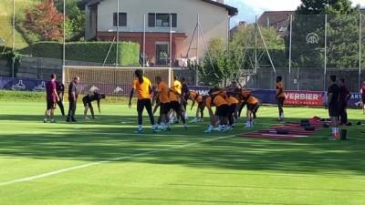 Galatasaray'da yeni sezon hazırlıkları - ZÜRİH