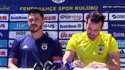 Giuliano: 'Fenerbahçe'de çok mutluyum' - LOZAN