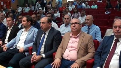 """Hitit Üniversitesinden """"15 Temmuz Hain Darbe Girişimi ve Bir Milletin Dirilişi"""" konulu panel"""