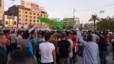 - Irak'ın Güneyindeki Gösteriler Bağdat'a Sıçradı
