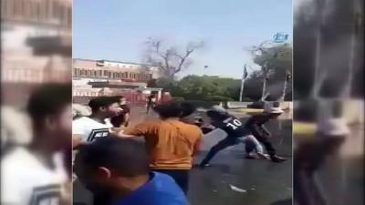 - Irak'taki Protestolarda 165 Kişi Yaralandı