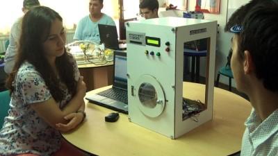 lise ogrenci -  Lise öğrencileri çamaşır makinesi programını yazdılar