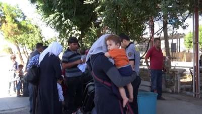 Ramazan bayramını ülkesinde geçiren 40 bini aşkın Suriyeli dönüş yaptı