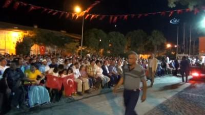 terorle mucadele -  Sınırın sıfır noktasında 15 Temmuz nöbeti